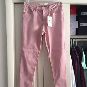 Denim - NWT Light pink skinny jeans